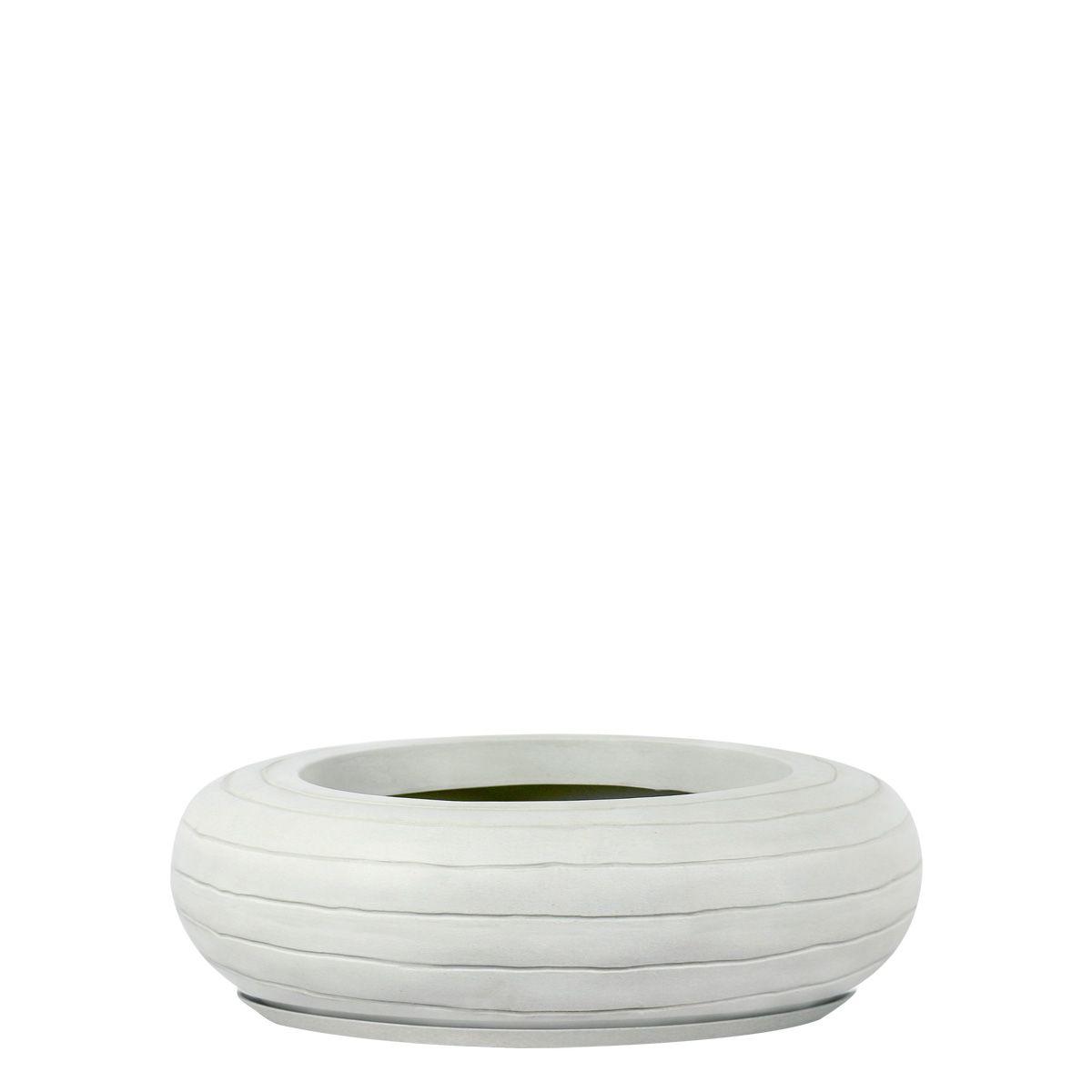 Vaso Relevo Bowl 35 x 16 cm - VASART