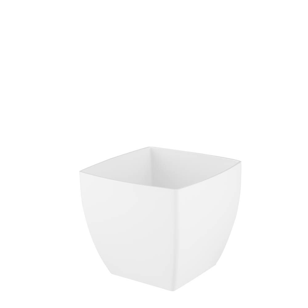 Vaso Siena 14 x 13 cm Branco Vasart
