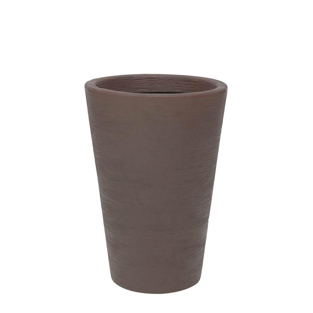Vaso Terra Cone 38 x 55 cm Corten Vasart
