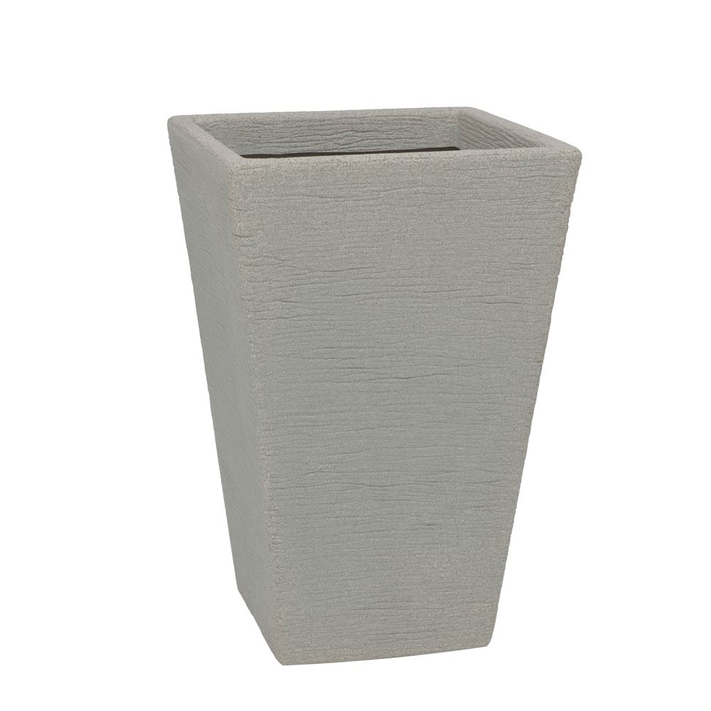 Vaso Terra Trapézio 40 x 60 cm Granito Pedra Vasart