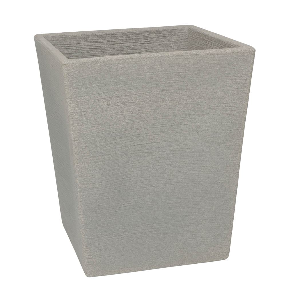 Vaso Terra Trapézio 56 x 68 cm Granito Pedra Vasart