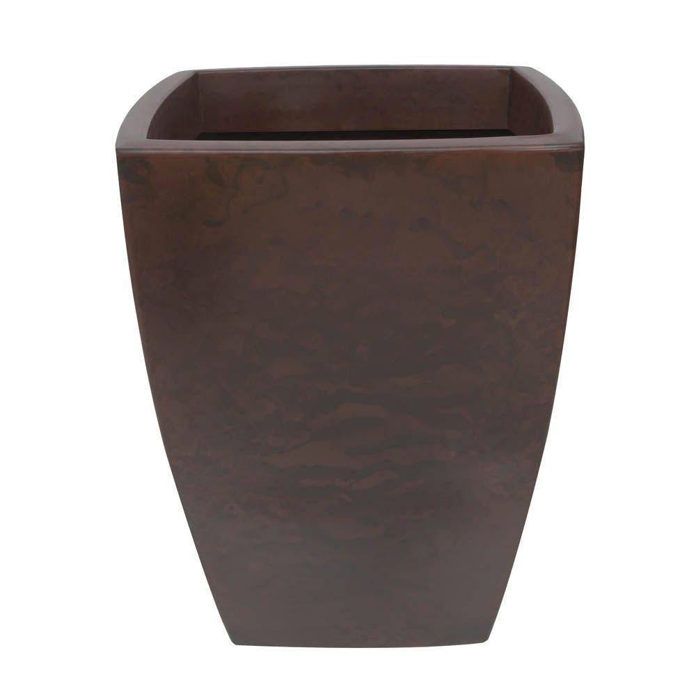 Vaso Torino 60 x 75 cm Corten Vasart