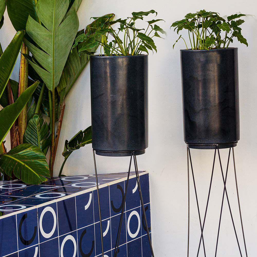 Vaso Urban Rio 25 x 25 cm Vasart