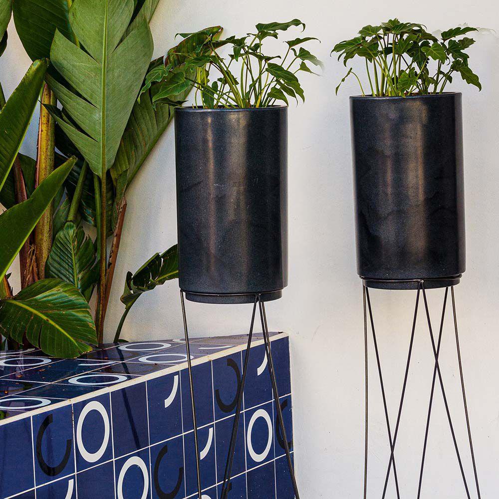 Vaso Urban Rio 25 x 25 cm - VASART