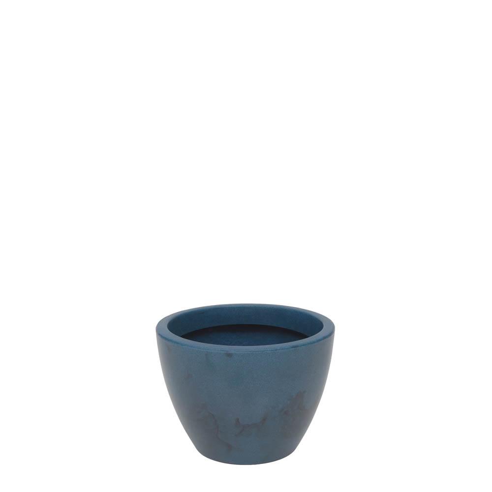 Vaso Verona 30 x 22 cm Vietnamita Azul Vasart