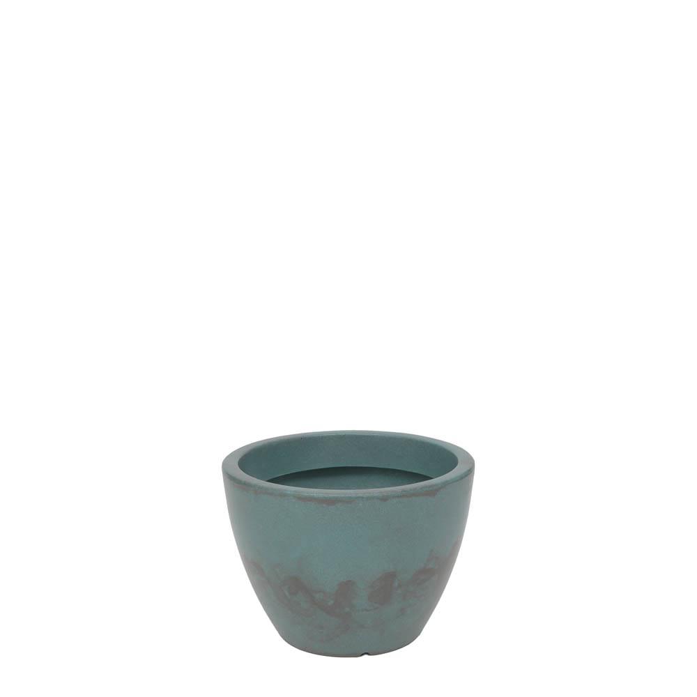 Vaso Verona 30 x 22 cm Vietnamita Jade Vasart