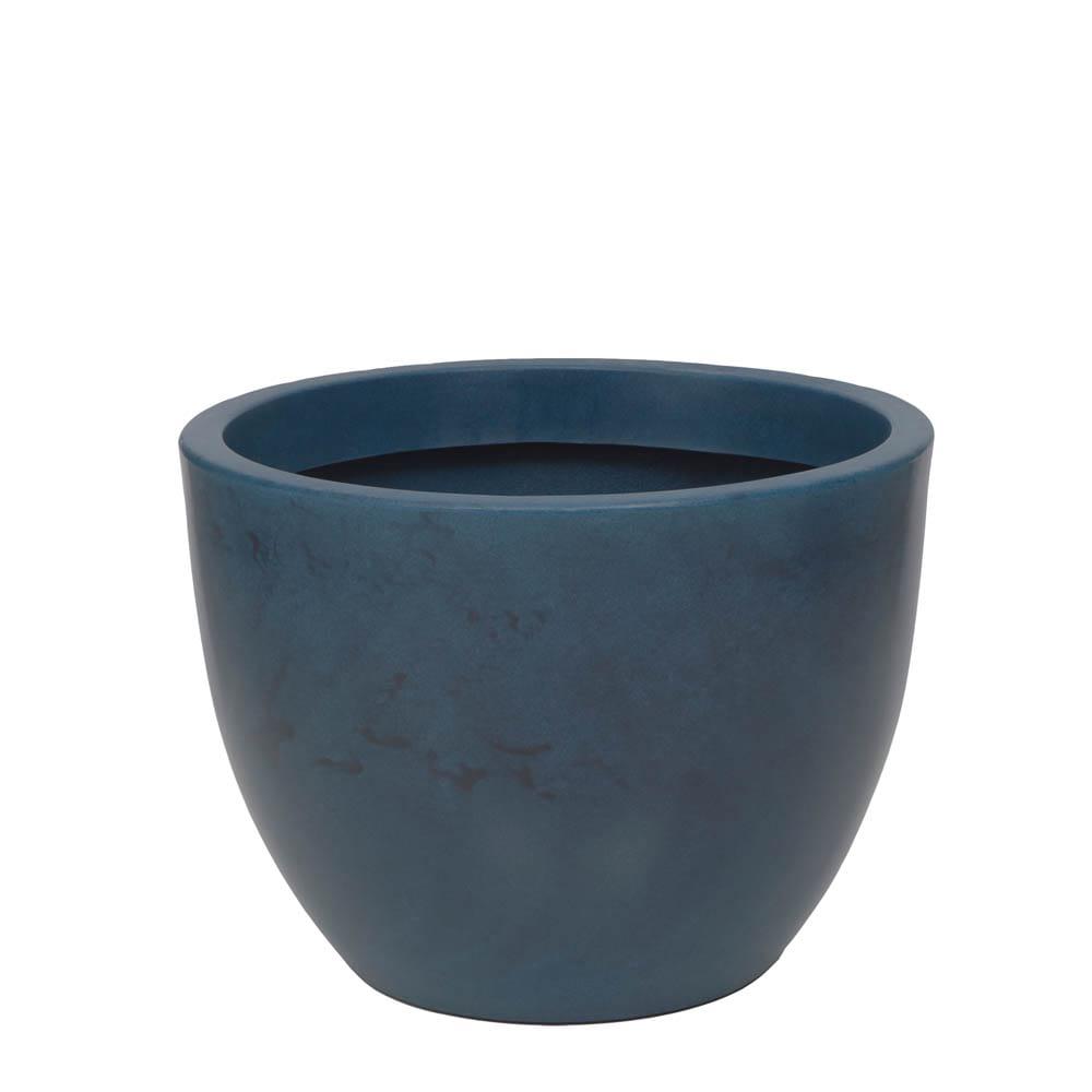 Vaso Verona 60 x 45 cm Vietnamita Azul Vasart