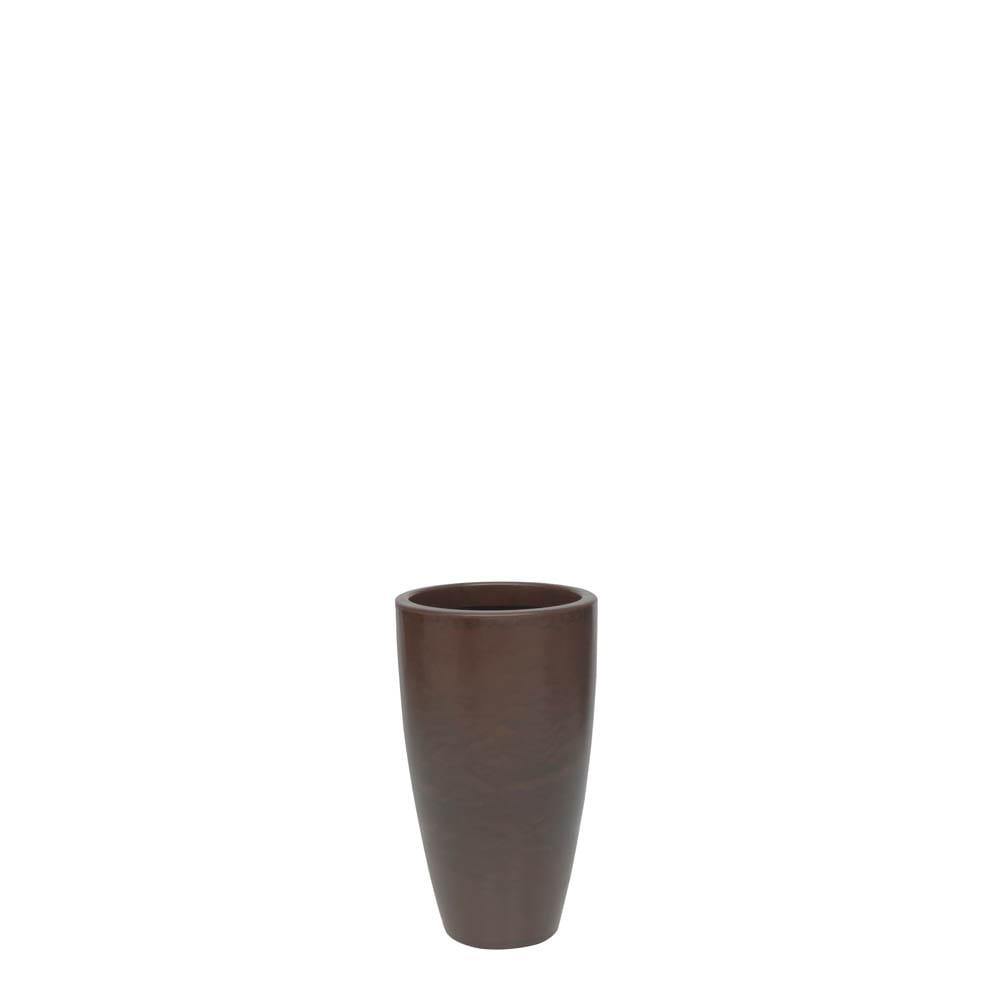 Vaso Verona Alto 30 x 53 cm Corten Vasart