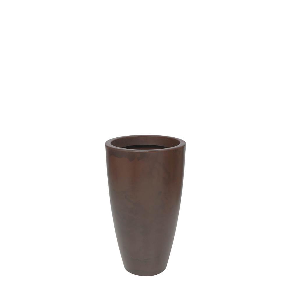 Vaso Verona Alto 40 x 70 cm Corten Vasart