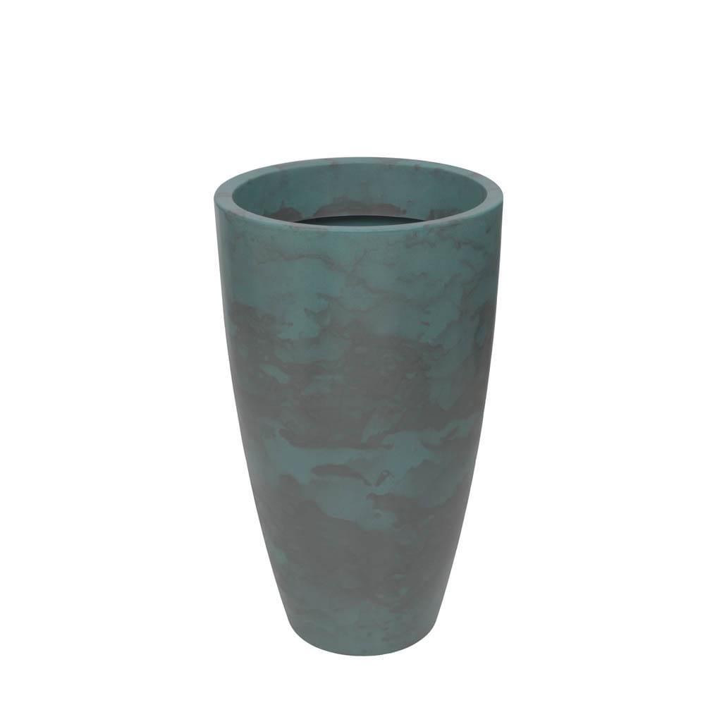 Vaso Verona Alto 52 x 90 cm Vietnamita Jade Vasart