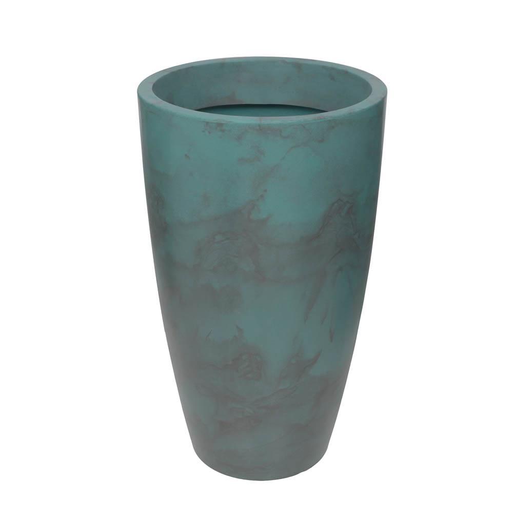 Vaso Verona Alto 64 x 110 cm Vietnamita Jade Vasart