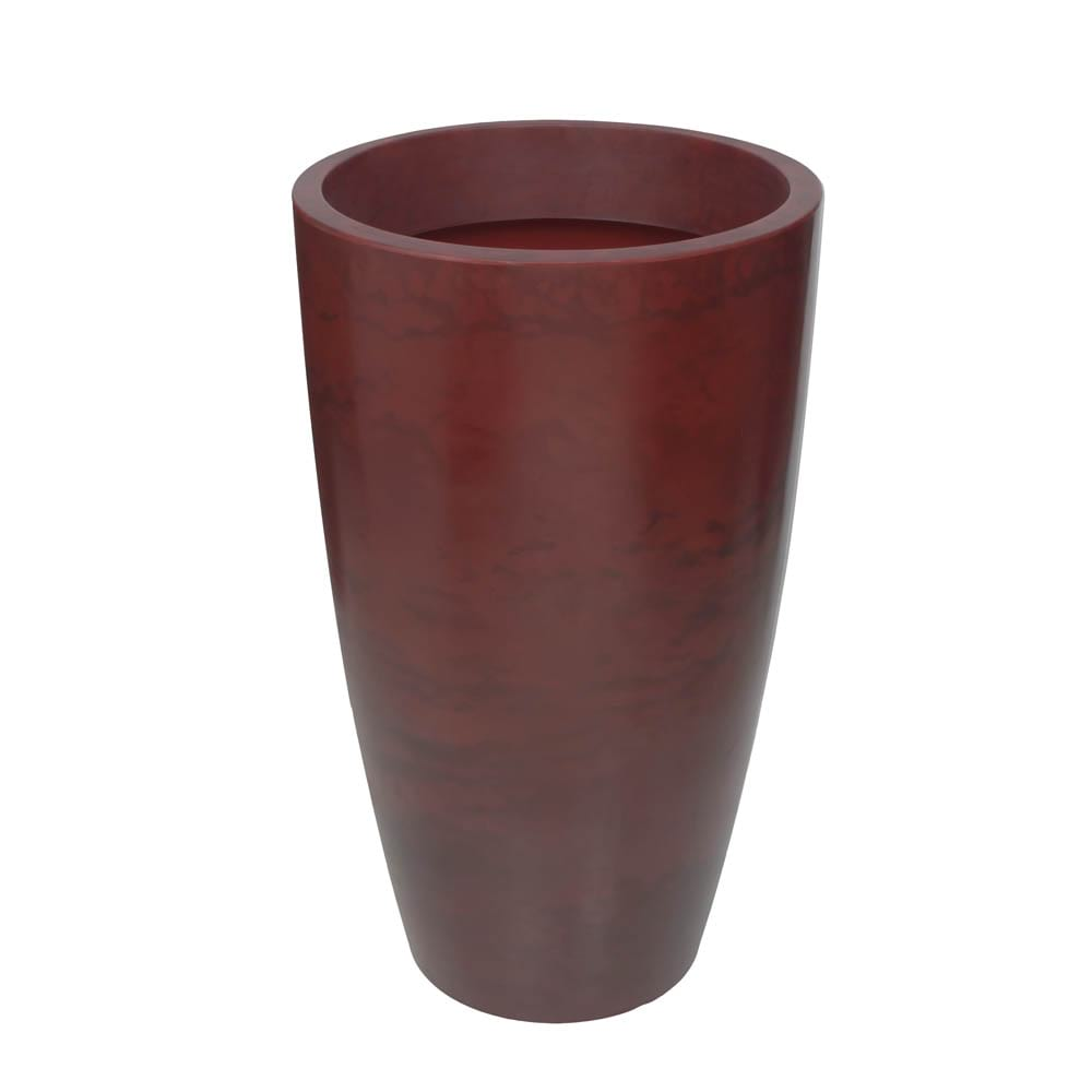 Vaso Verona Alto 64 x 110 cm Vietnamita Vermelho Vasart