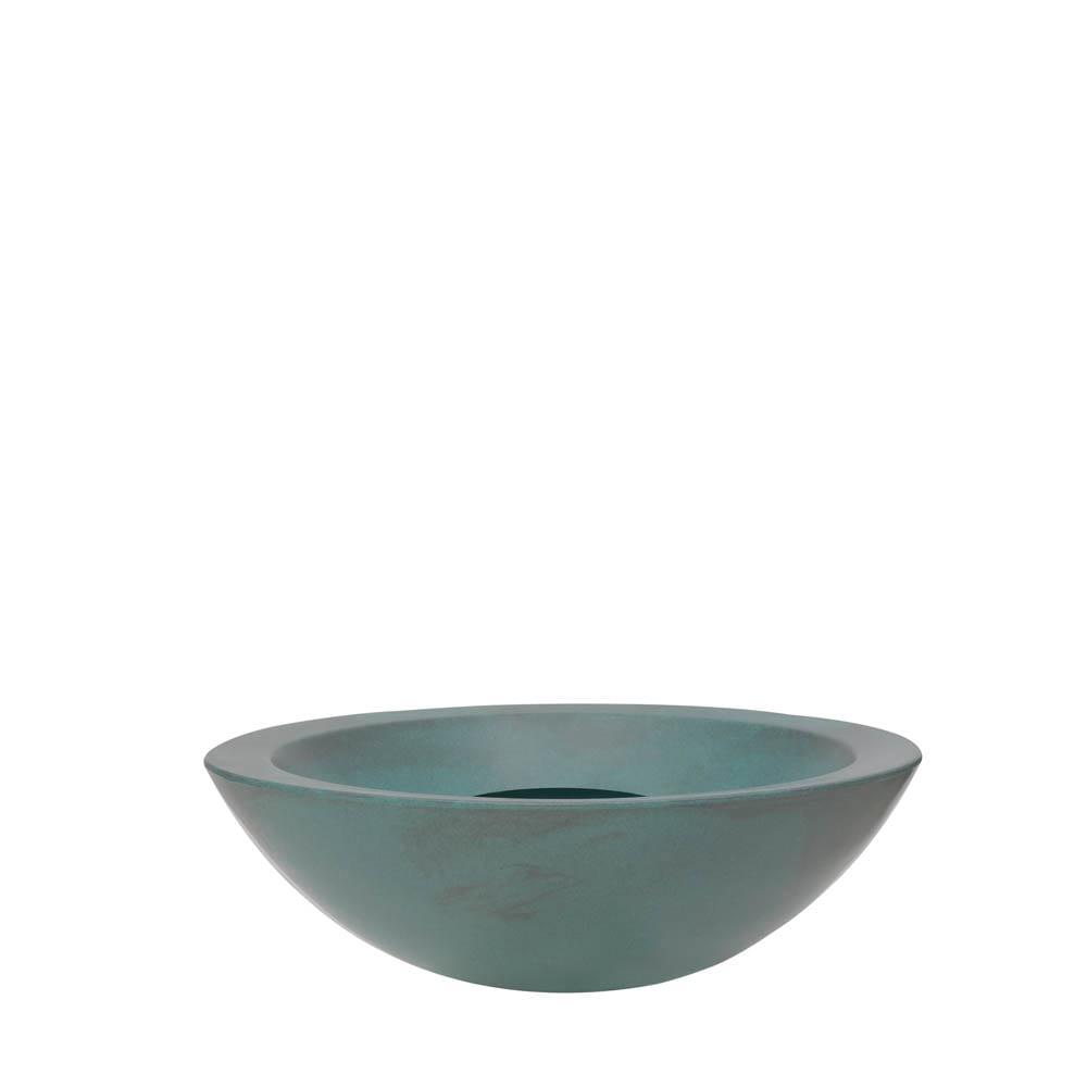 Vaso Verona Bowl 54 x 17 cm Vietnamita Jade Vasart