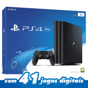 Console Playstation 4 Pro – 1TB