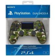 Controle DualShock 4 Camuflado Playstation 4