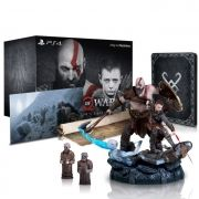God of War - Edição de colecionador Ps4