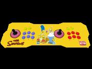 Fliperama Duplo Portátil 64GB Estampa Os Simpsons