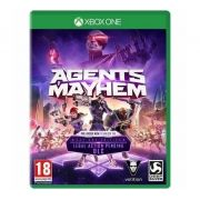 JOGO AGENTS OF MAYHEM XBOX ONE
