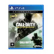 JOGO CALL OF DUTY IW LEGACY PS4