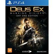 JOGO DEUS EX PS4