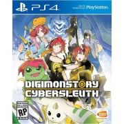 JOGO DIGIMON CYBER SLEUTH PS4