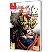 JOGO DRAGON BALL XENOVERSE 2 SWITCH