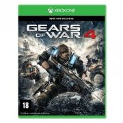 JOGO GEARS OF WAR 4 XBOX ONE