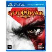 JOGO GOD OF WAR 3 PS4