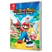 JOGO MARIO + RABBIDS KINGDOM BATTLE SWITCH