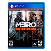 JOGO METRO REDUX PS4