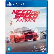 JOGO NEED FOR SPEED PAYBACK PS4