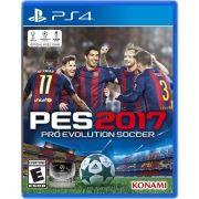 JOGO PES 17 PS4