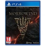 JOGO THE ELDER SCROLLS ONLINE MORROWIND PS4
