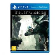 JOGO THE LAST GUARDIAN PS4
