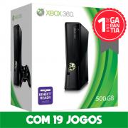 Xbox 360 500 GB Seminovo