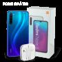 Smartphone Xiaomi Redmi Note 8 64GB Versão Global Desbloqueado Azul 4GB RAM, Câmera 48MP Tela 6,3 + Fone Brinde