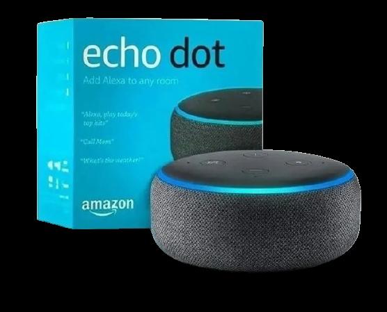 Amazon Alexa Echo Dot 3º geração