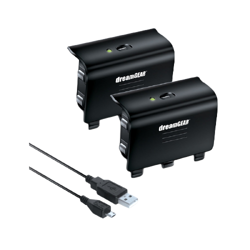 Bateria para controle Xbox One DreamGEAR Charge Kit