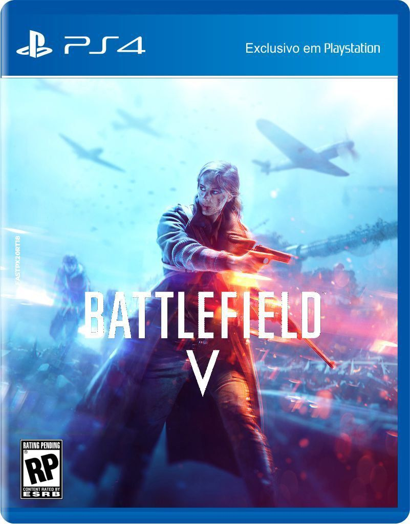 Battlefield 5 V Ps4 Fisica