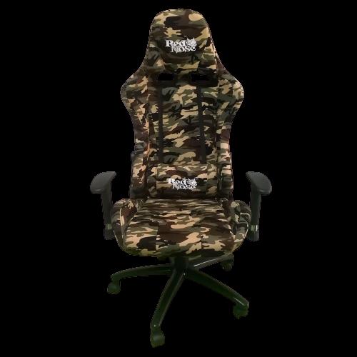 Cadeira Gamer Dazz Red Nose, Camuflada Power