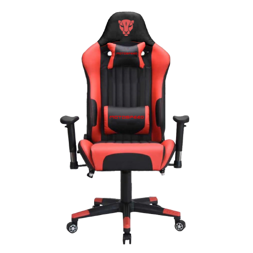 Cadeira Gamer Motospeed, G2, vermelha e preta
