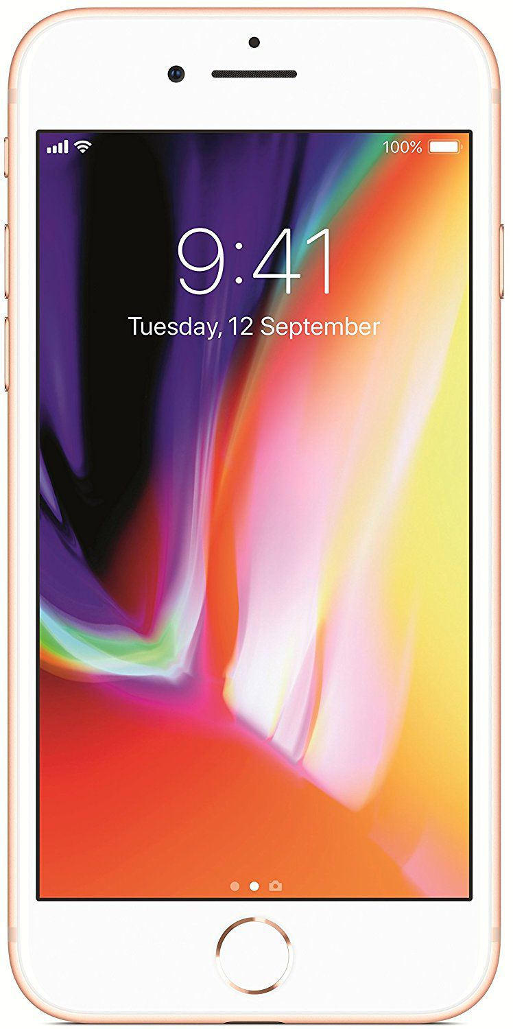 CELULAR APPLE IPHONE 8 64GB A1905 BZ DOURADO