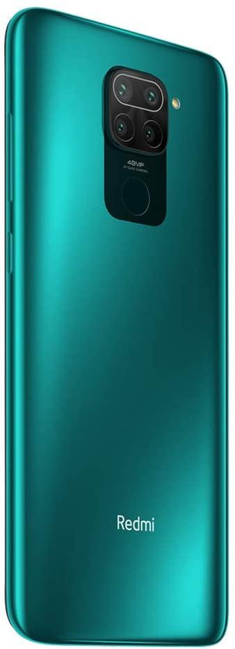 Celular Smartphone Xiaomi Redmi Note 9 Forest Green 128GB + 4GB RAM- Versão Global