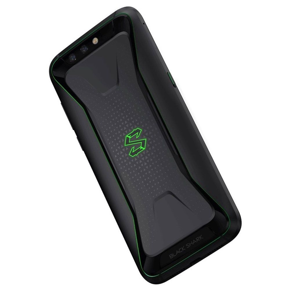 CELULAR XIAOMI BLACK SHARK 64GB / 4G / DUAL SIM / TELA 5.99 / CAMERAS 12MP+20MP E 20MP - PRETO GLOBAL VERSION (VERSÃO GLOBAL)