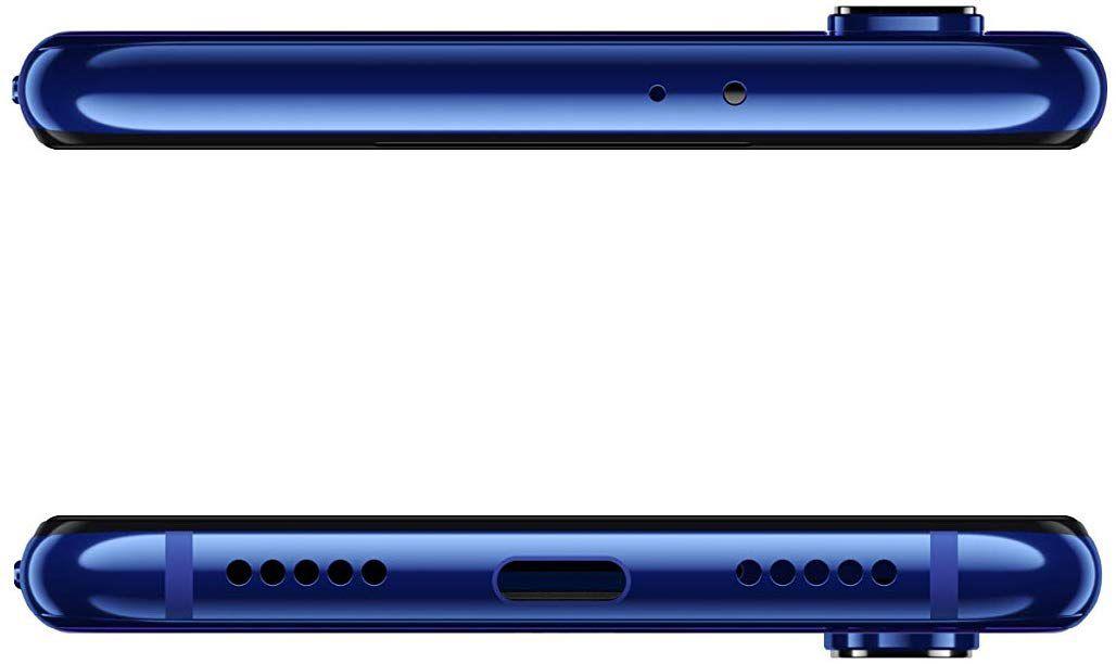 """Celular xiaomi mi 9 se 128gb / dual sim / 4g lte / tela 5.97"""" / câmeras 48mp + 13mp + 8mp e 20mp / 6gb ram - AZUL"""