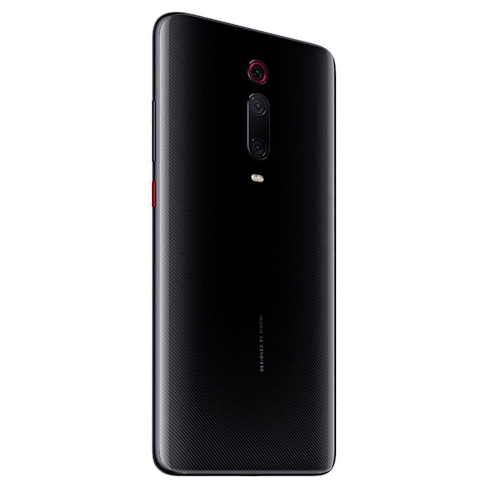 Celular xiaomi mi 9t pro 64gb / dual sim / 4g lte / memória RAM 6gb / câmeras de 48mp + 12mp + 8mp e 20mp PRETO
