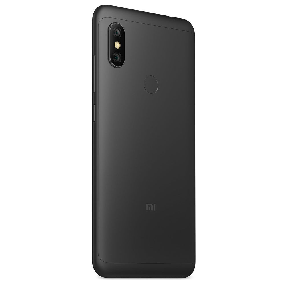"CELULAR XIAOMI NOTE 6 PRO 32GB / 4G / DUAL SIM / TELA 6.26"" / CAMERAS 12MP+5MP E 20+2 MP - PRETO GLOBAL VERSION (VERSÃO GLOBAL)"