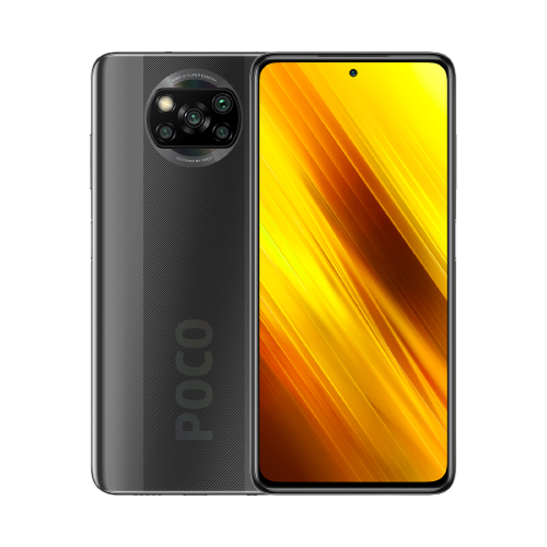 Celular Xiaomi Pocophone POCO X3 128GB / 6GB RAM / 4G / Dual Sim / Tela 6.67