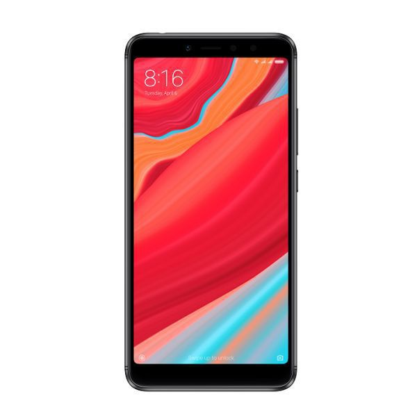 "CELULAR XIAOMI REDMI S2 64GB / DUAL SIM / TELA DE 5.9"" / CÂMERAS 12MP + 5MP E 16MP - PRETO GLOBAL VERSION (VERSÃO GLOBAL)"