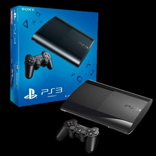 Console PlayStation 3 Super Slim 160GB (Semi novo)